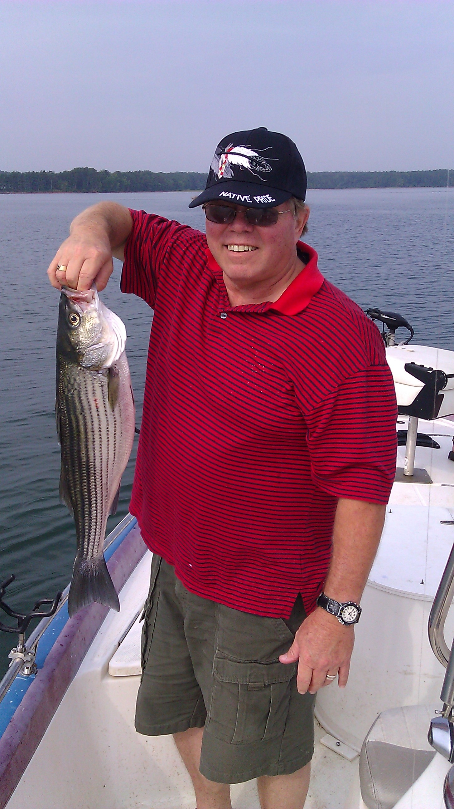 The fishing on west point lake is great retreat on west for West point lake fishing