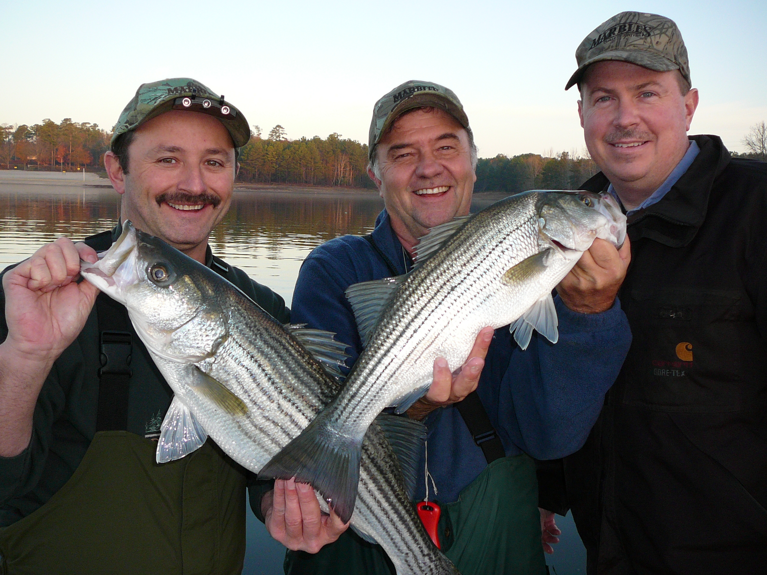 Best winter fishing on west point lake in years retreat for West point lake fishing
